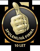 GeoBen s.r.o.- spolehlivá firma - 10 let